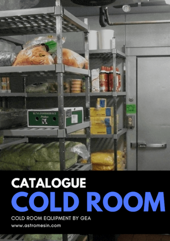 GAMBAR COLD ROOM EQUIPMENT GEA