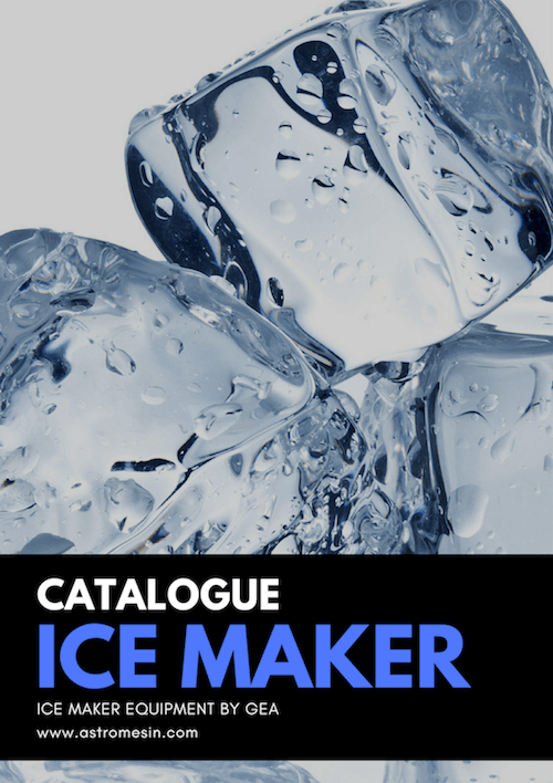 GAMBAR KATALOG ICE MAKER BY GEA