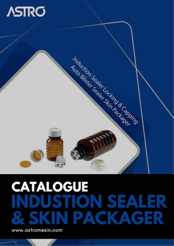 GAMBAR KATALOG MESIN INDUCTION SEALER DAN SKIN PACKAGING ASTRO