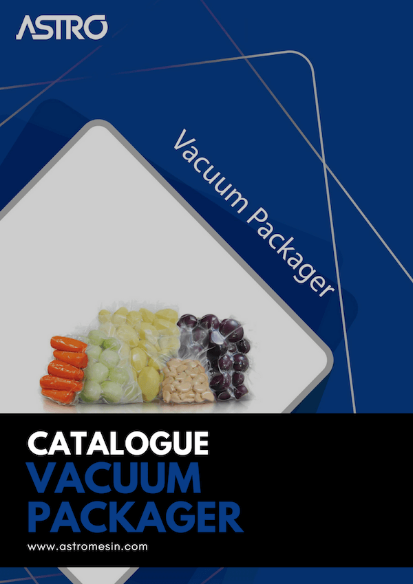 GAMBAR KATALOG MESIN VACUUM PACKAGING ASTRO
