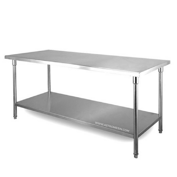 Working Table Stainless Steel WK-150 | Astro Mesin