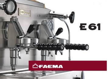 Cover Katalog Mesin Kopi FAEMA E61 Legend