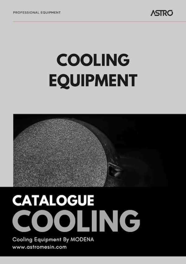 Katalog Cooling Equipment MODENA