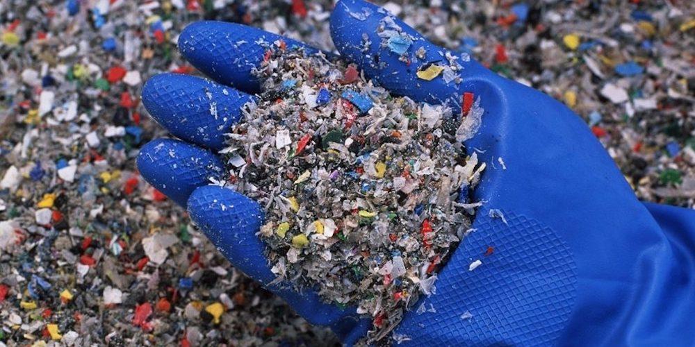 Plastic Crushed atau Cacahan Plastik