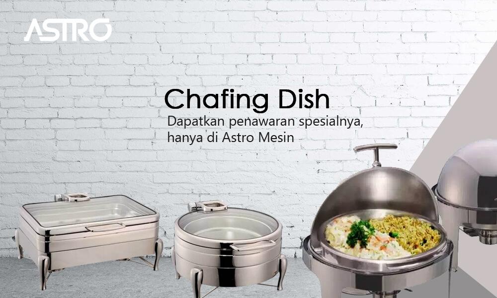 Alat Chafing Dish
