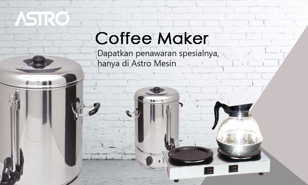 Mesin Coffee Maker