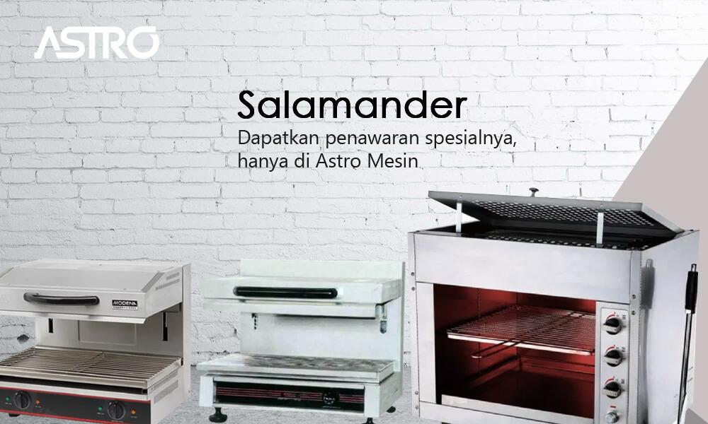 Gas Salamander
