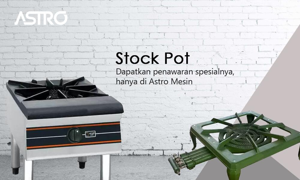 Kompor Stock Pot