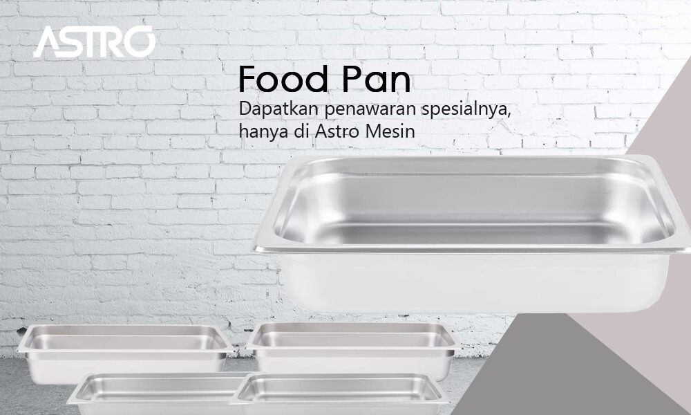 Loyang Food Pan
