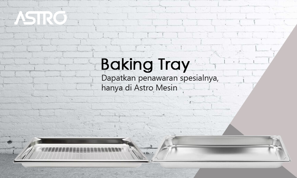 Loyang Roti Baking Tray