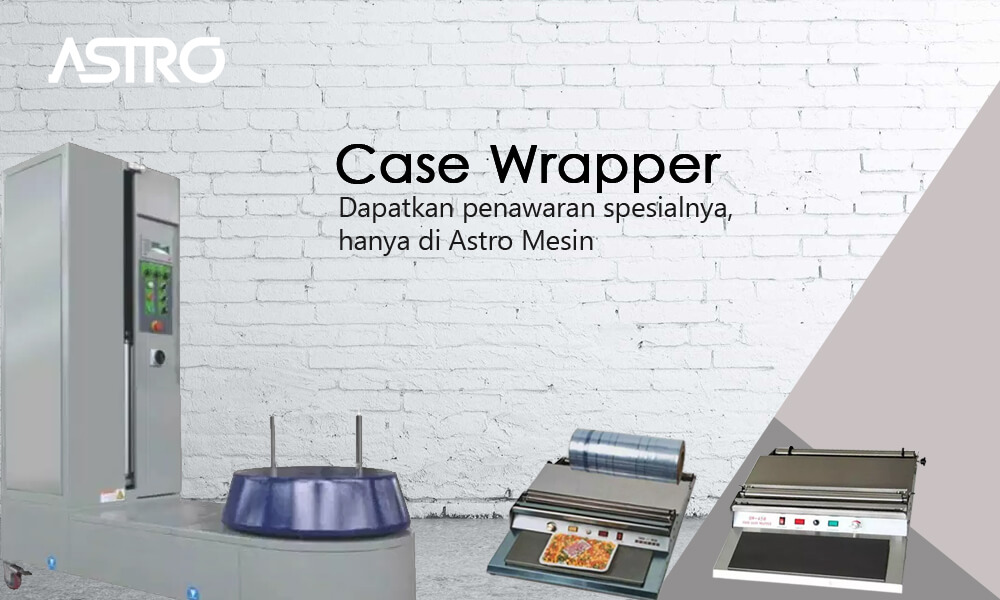 Mesin Case Wrapper