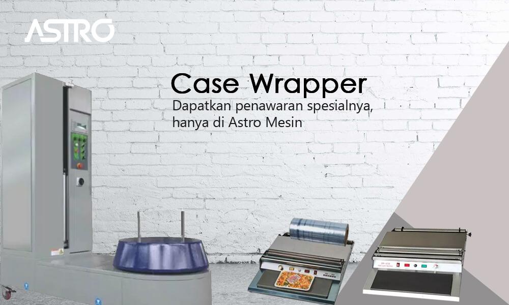 Mesin Case Wrapper