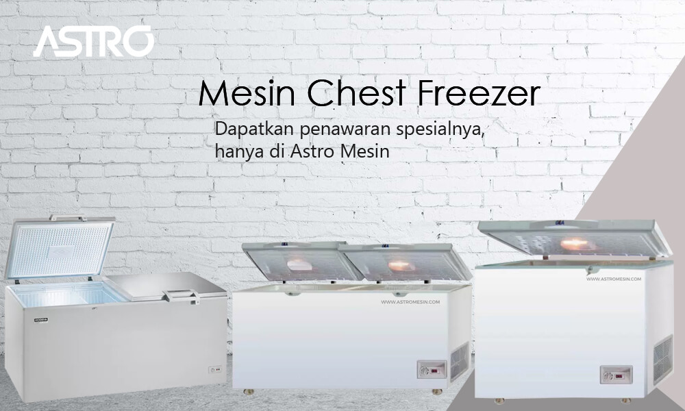 Mesin Chest Freezer