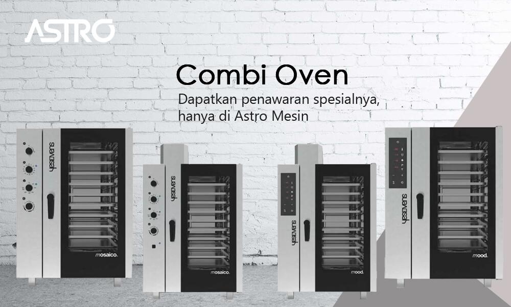 Mesin Combi Oven