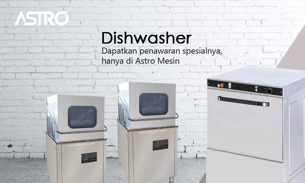 Mesin Dishwasher Pencuci Piring