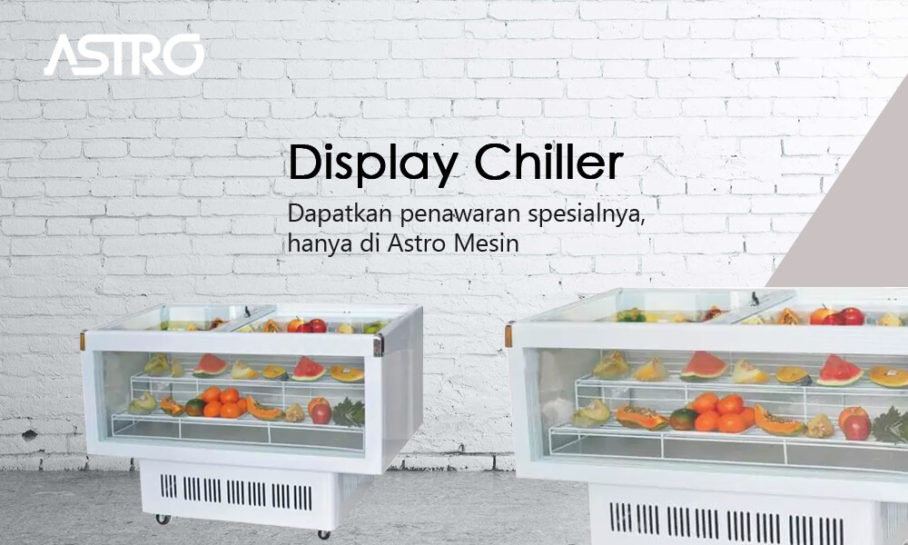 Mesin Display Chiller