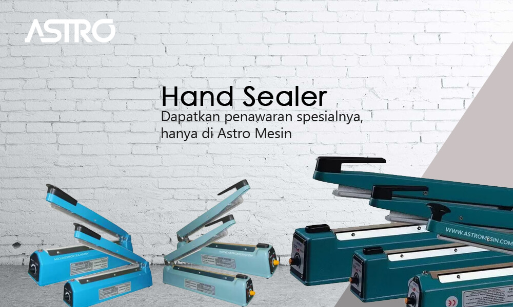 Mesin Hand Sealer Powerpack