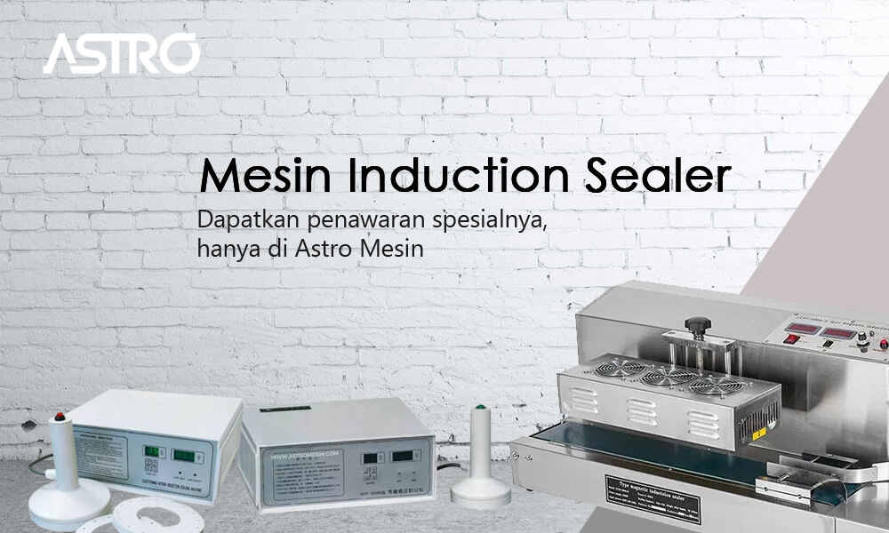 Banner Mesin Induction Sealer - Mesin Induksi Sealer