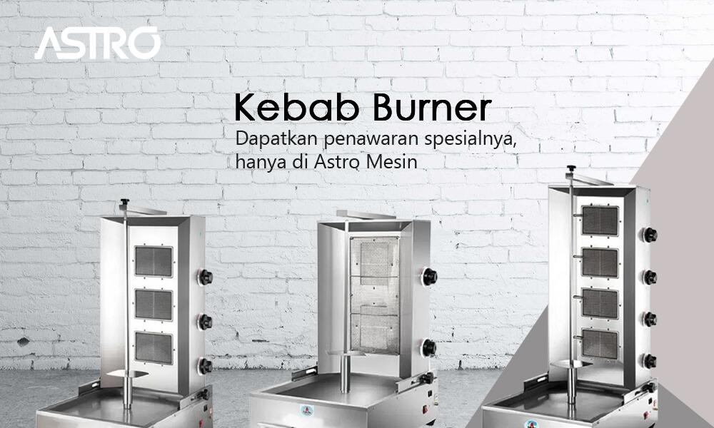 Mesin Kebab Burner