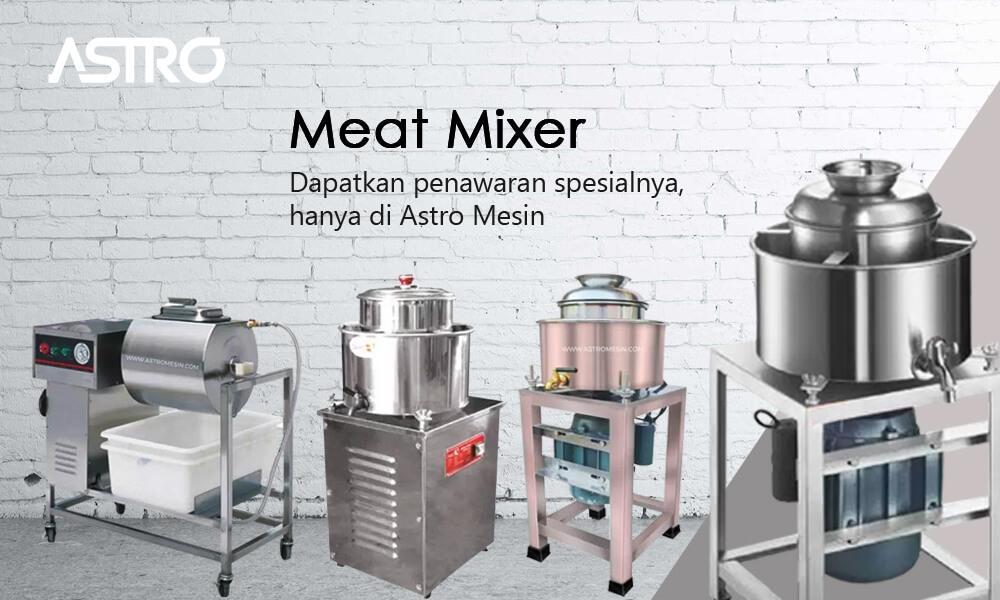Mesin Meat Mixer