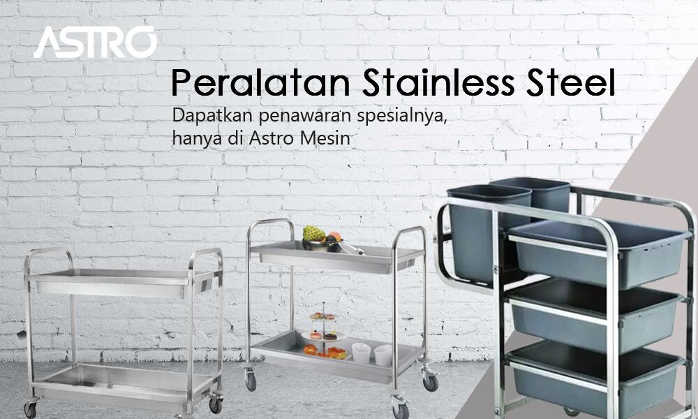 Mesin Peralatan Stainless Steel