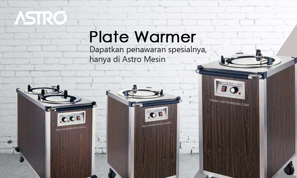 Mesin Plate Warmer