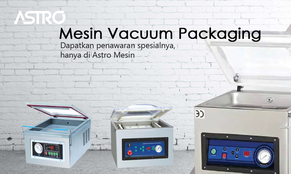Mesin Vacuum Packaging