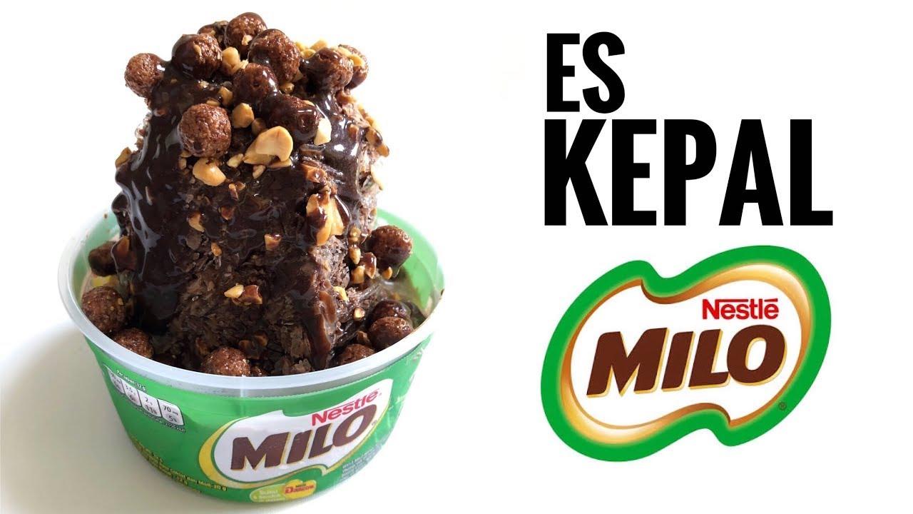 Paket Usaha Es Kepal Milo Franchise Bisnis Es Kepal Milo
