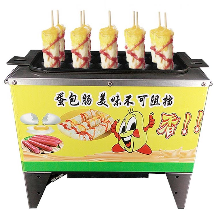 Harga Mesin Sosis Telur Mesin Egg Roll Egg Sausage Machine