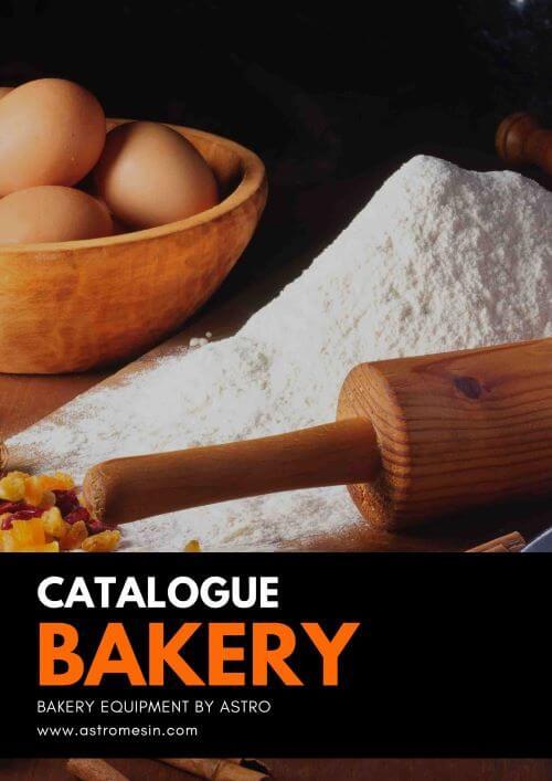 Katalog Bakery Equipment